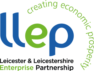 Leicester and Leicestershire Enterprise Partnership logo