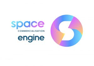 Space Commercialisation Engine logo